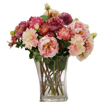 """Check out this item at One Kings Lane! 20"""" Hamilton Arrangement in Vase"""