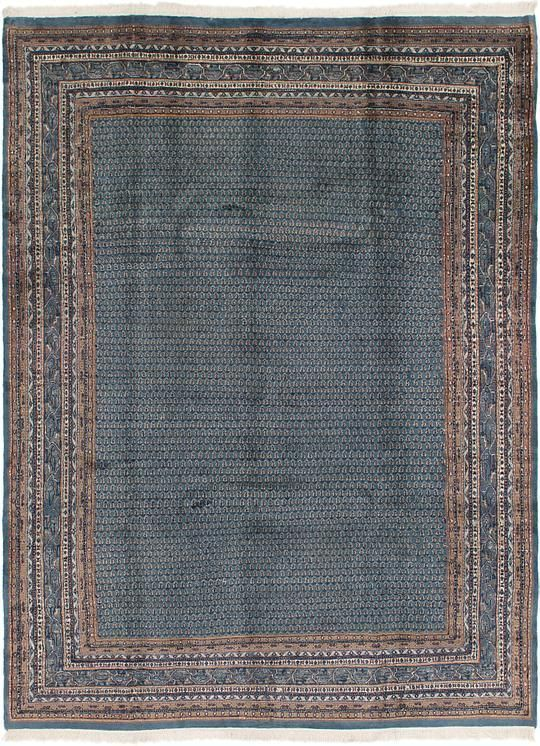 Navy Blue Mir Area Rug