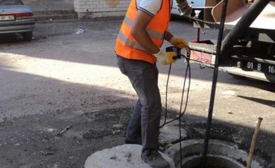 Kanalizasyon Bakım ve Onlarım İşleri