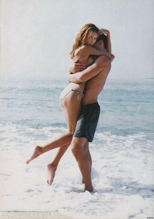beach days: