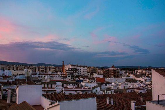 Atardecer en Córdoba / Sunset over Córdoba, by @pedroivalde