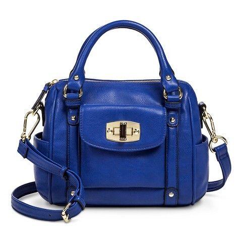 Merona® Mini Satchel Handbag with Removable Crossbody Strap