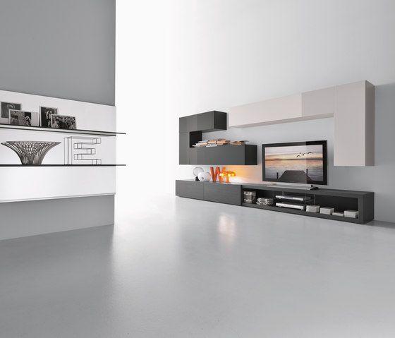Modus   Parete Attrezzata   Presotto Italia | Mobila | Pinterest | System  Furniture, Lounge Ideas And Shelving