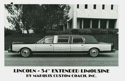 Pin On Limousines