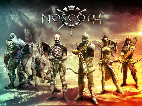 O acesso antecipado ao open besta de Nosgoth, está disponível no Steam para download.