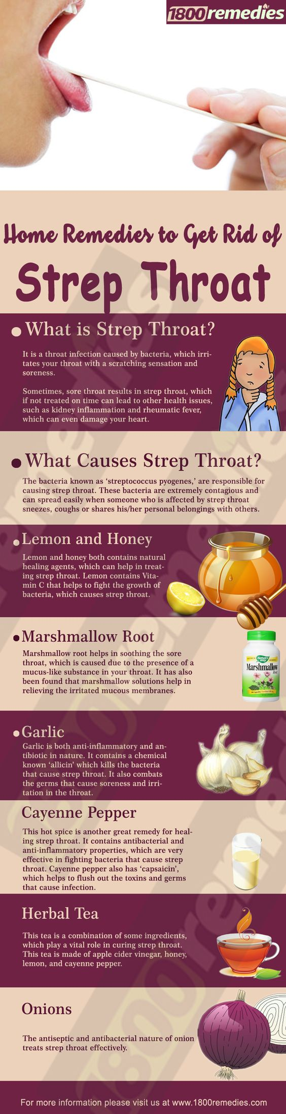 Herbs for strep throat accept