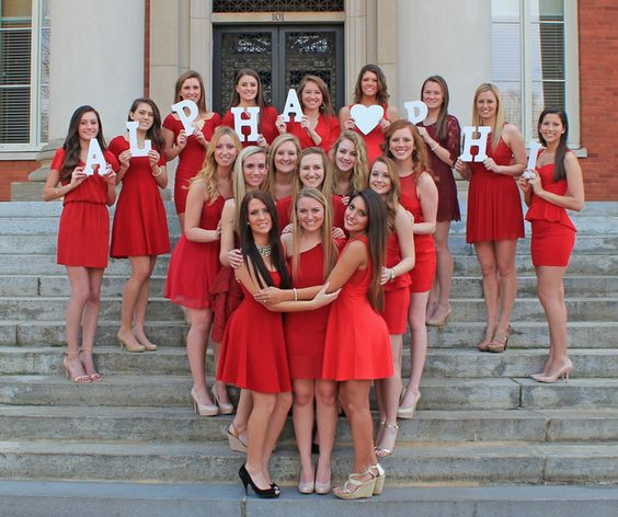 I Joined A Sorority In College and This Is What Happened
