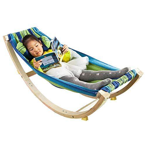 Sobuy Kmb16 J Lit Enfant Bebe Hamac Enfant Chaise Longue Pour Enfant Hamac Enfant Hamac Bebe Hamac