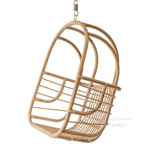 Hangstoel Bruin Egg.Looking For A Hanging Chair Hanging Chair Light Rattan The Vibe