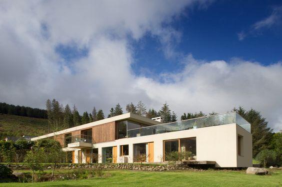 Folding Farm House / Box Urban Design Architecture - Ireland