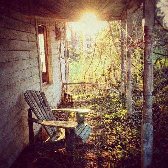 """Porch Life"" by Jamie Betts Photo, via Flickr"