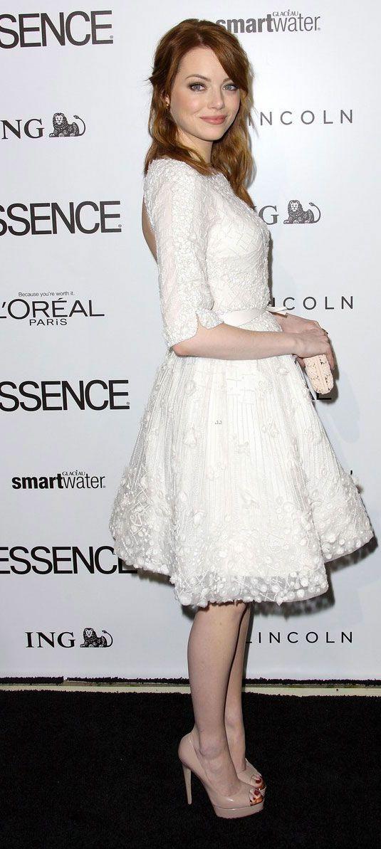 Gosh...Emma Stone