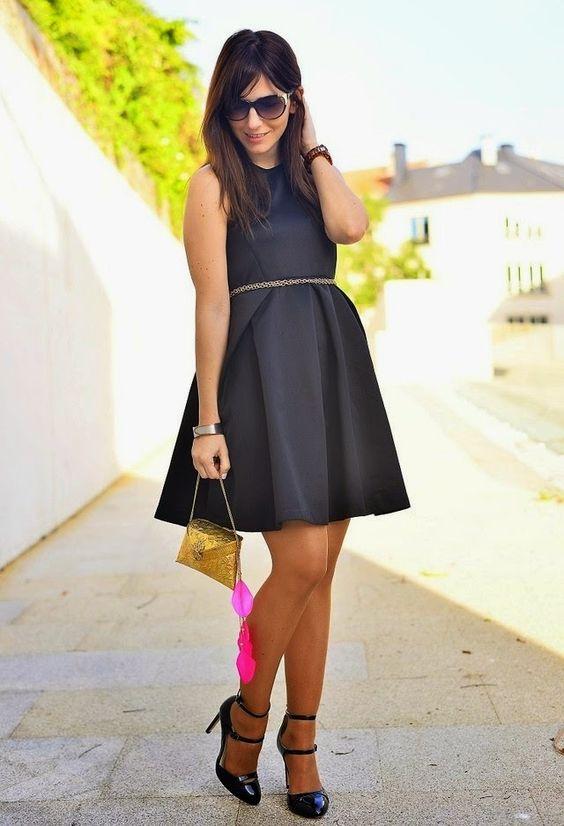 Vestidos sencillos | Llamativos vestidos para la mujer de hoy