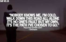 Eminem's quote
