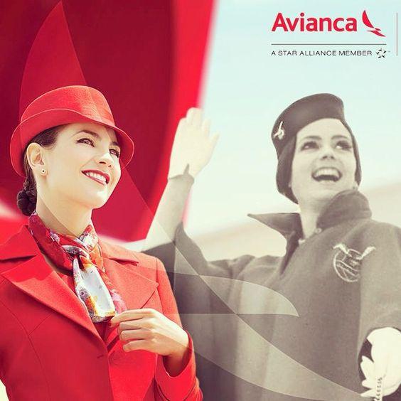 95 anos de história! Parabéns Avianca! ✈️