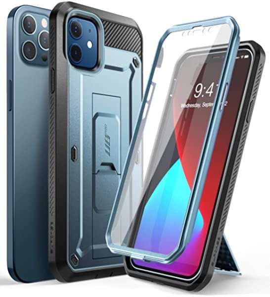 Supcase Unicorn Beetle Pro Series Case For Iphone 12 Mini 2020 Release 5 4 Inch Built In Screen Protect In 2020 Iphone Cases Screen Protector Cell Phone Accessories