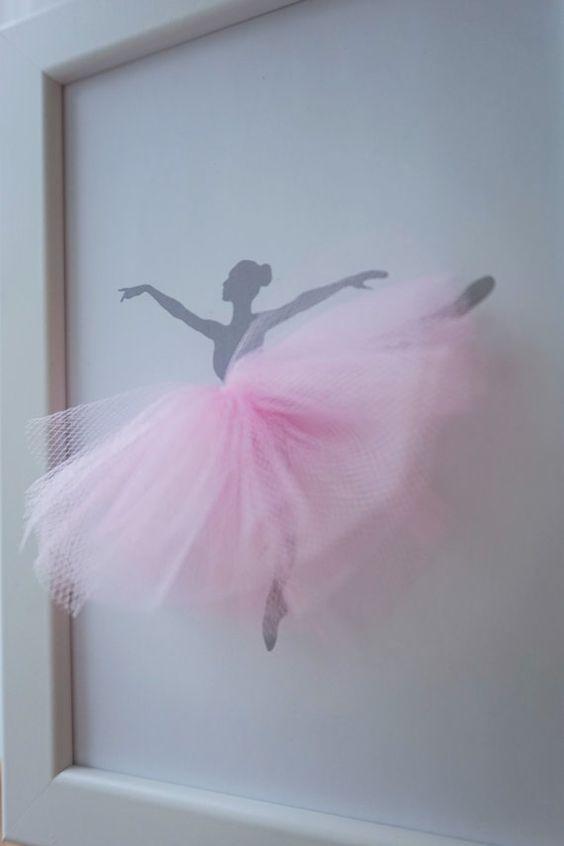 Set of 3 Prints Ballerina nursery decor by EmilyHomeDecor