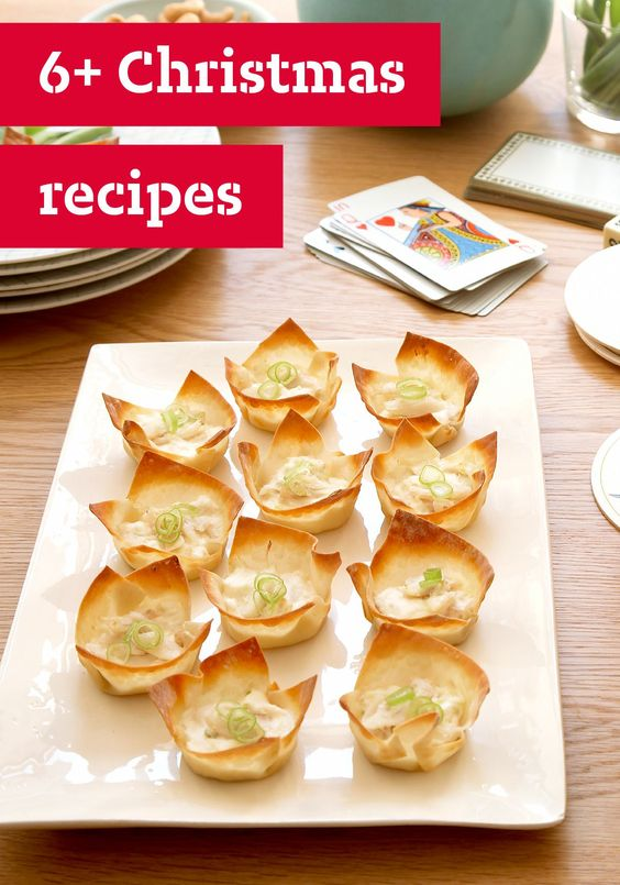 food entertaining appetizer recipes