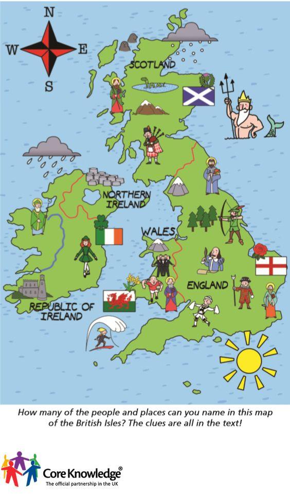 The British Isles Worksheet Google Search The Uk