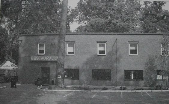 Este prédio destinado ao alojamento de oficiais que compareciam ao Quartel General de Hitler em Rastenburg, é, atualmente um restautante.