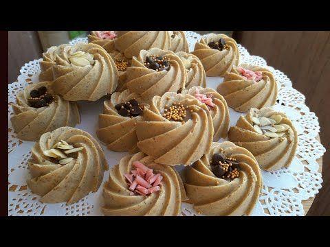 حلويات العيد برابعة كاوكاو وفي 10 دقائق حضري حلوة باردة بدون فرن بشكل راقي تميزي بها في هاد العيد Youtube Desserts Food Cooking