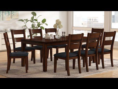 Dining Table Design And Price Malik Furniture Youtube Dining Table Dining Table Design Table Design