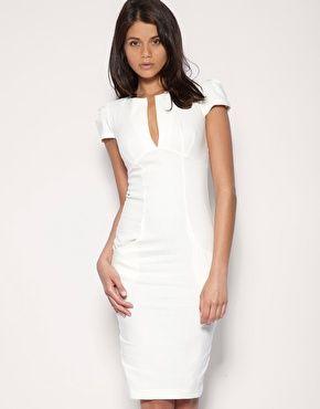 Linen dress white | linen inspiration | Pinterest | ASOS, White ...