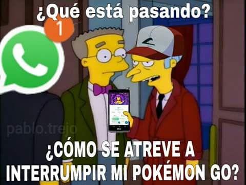 Humor Pokemon Go
