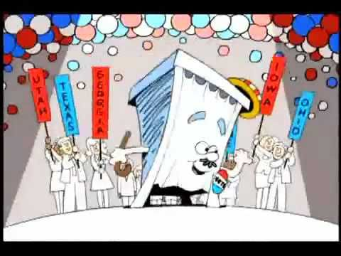I love Schoolhouse Rock! Presidential Election
