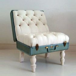 luggage chair