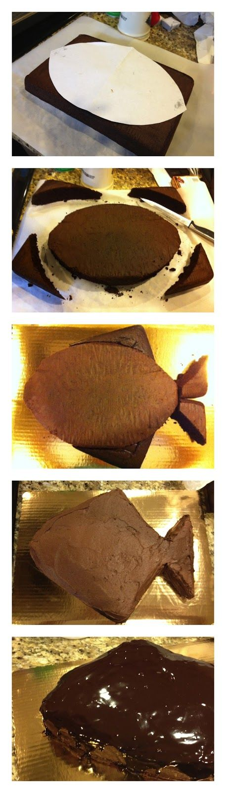 Fish cake create share repeat blog mels pinterest for Fish shaped cake