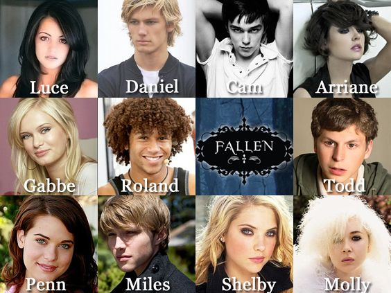 fallen the movie by lauren kate - They already chose the ... Rupert Grint Instagram