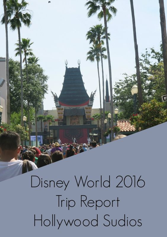Disney World 2016 Diary - Hollywood Studios - The Life Of Spicers