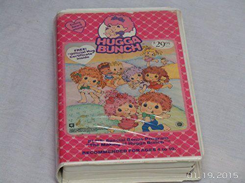 Hugga Bunch [VHS] Lions Gate http://www.amazon.com/dp/6302033411/ref=cm_sw_r_pi_dp_t.JWwb0ZW37QP