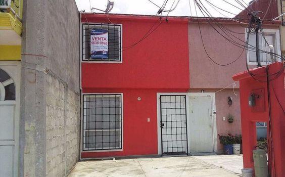 Casa en Venta en Colonia 22 de Febrero, Nicolas Romero, 63 m2 de Terreno, 70 m2 de Construccion.   PA: 2 habitaciones (una con closet), bano complet...
