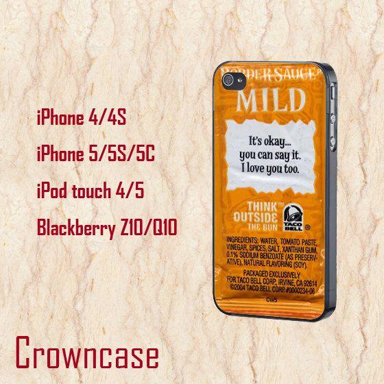 Taco bell sauce For iphone 6 plus case,cute iphone 6 case,cool iphone 6 cover,iphone 6 case,iphone 6 cases,unique iphone 6 plus case. by CrownCase88