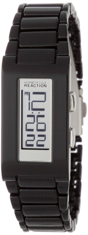 Kenneth Cole REACTION Women&-39-s RK4114 Custom Rectangle Vertical ...