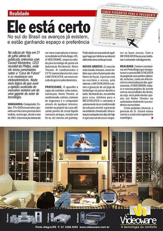 Automação residencial: a evolução de sua casa.