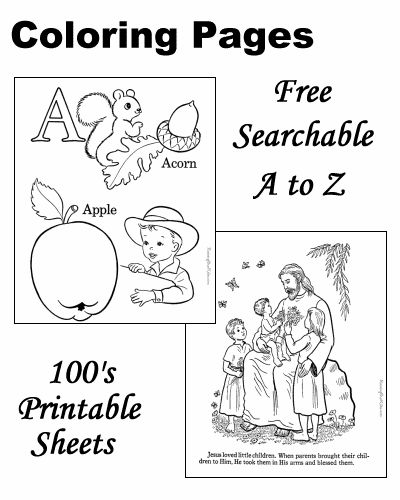 Coloring Pages - The most amazing site for coloring pages ...