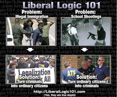 Liberal logic 101 Pic heavy - Discussionist