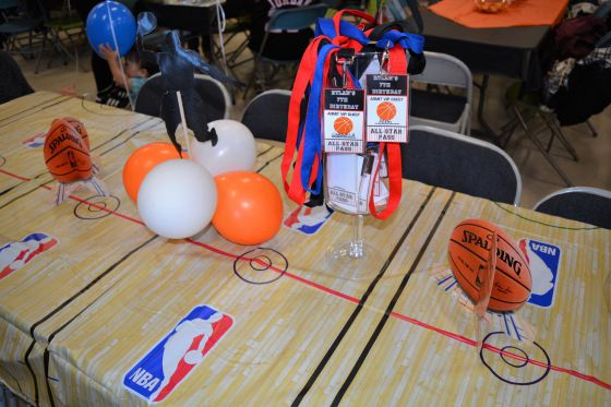 NBA/Basketball themed 7th Birthday party |: