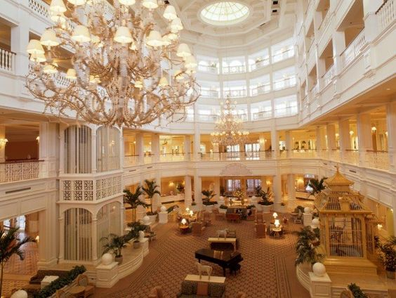 Mothers Day at Disney's Grand Floridian to have breakfast at 1900 Parkfare