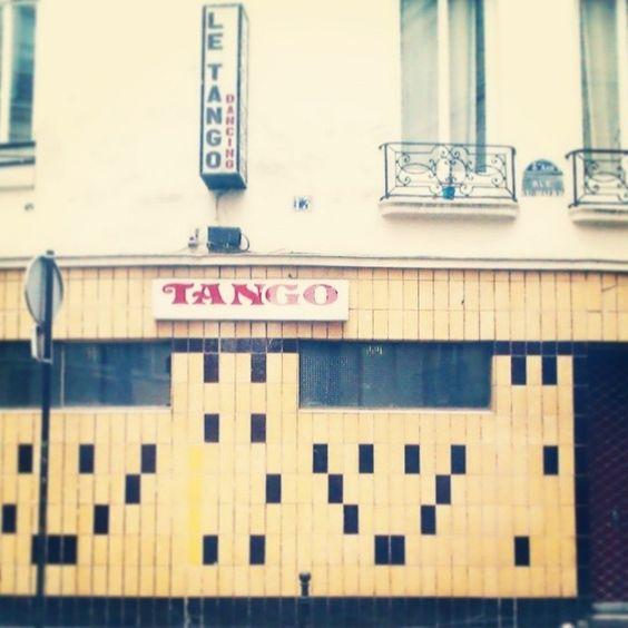 Le Tango night club by Thévy Guex http://instagram.com/thevyguex#