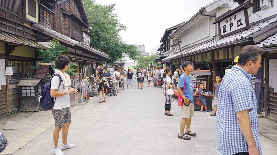 Model of edo period street #travel #traveling #instatravel #instago #instagood #photooftheday #travelling #instapassport #instatraveling #agodalens #travelgram #travelingram #igtravel #japanwireless #ig_japan #japan_night_view #instagramjapan #icu_japan #igersjp #teams_jp_ #wu_japan #lovers_nippon #ptk_japan #jp_gallery #loves_nippon #pics_jp #far_eastphotography #bestjapanpics #phos_japan #japan_of_insta