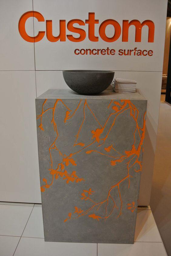 Lowinfo concrete tree texture at 100% Design