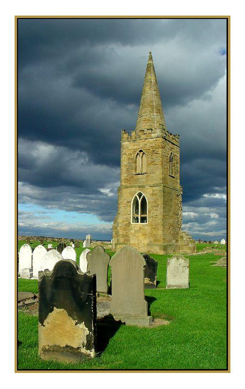 Before The Rain, Marske, North Yorkshire, England Copyright: Steven Danby