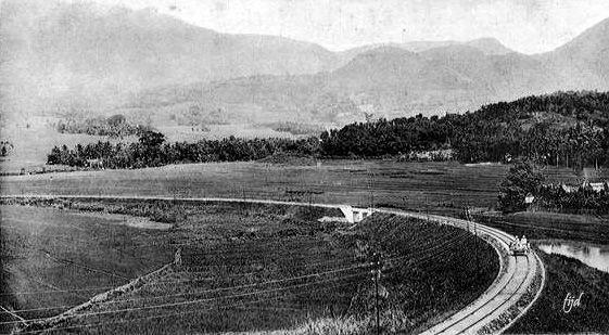 Pemandangan Di Garut Jawa Barat Sekitar 1900 Pemandangan Indonesia Dunia