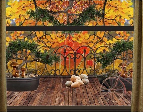 autumn impression art