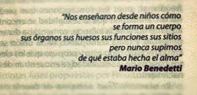 Poema Defensa De La Alegria Mario Benedetti El Alma No Es El Cuerpo Frases Inspiradoras Benedetti Frases