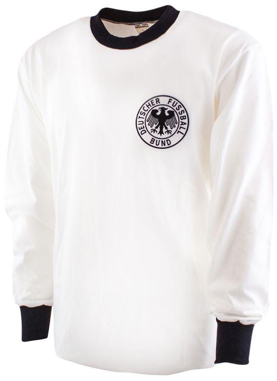 Allemagne de l'Ouest 1974 on retrofootballclub